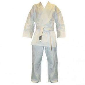 Кимоно для карате белое MATSA МА-0016