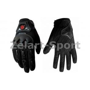 Мотоперчатки тесктильные SCOYCO MC29-BK