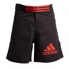 Шорты для MMA Adidas черные