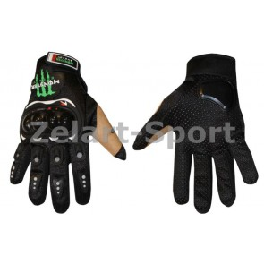 Мотоперчатки MONSTER Energy MS-4376