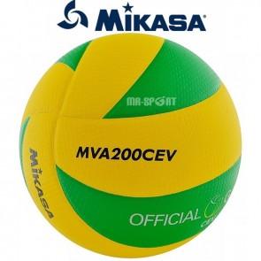 Мяч волейбольный Mikasa MVA200 CEV