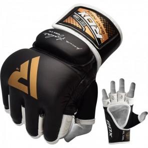 Перчатки для смешанных единоборств MMA Кожа RDX Hammer