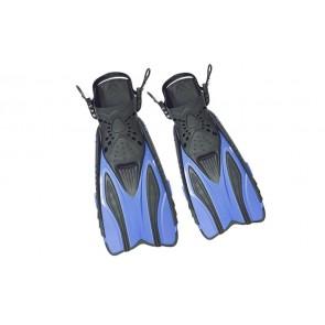 Ласты с открытой пяткой (пяточный ремень) DORFIN PL-448