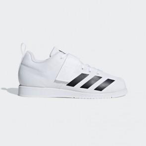 Штангетки Adidas POWERLIFT 4  BC0347 (белого цвета)