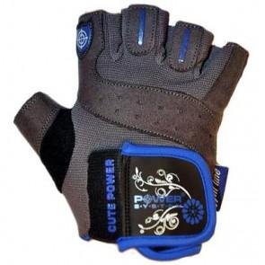 Женские перчатки для фитнеса CUTE POWER