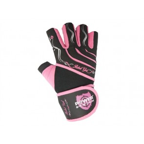 Перчатки для фитнеса женские POWER SYSTEM PS-2720 REBEL GIRL