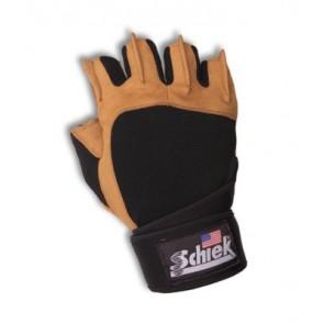 Перчатки с напульсником SCHIEK Power Lifting Gloves 425
