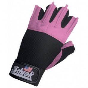 Женские перчатки для фитнеса SCHIEK Platinum Lifting Gloves 520P