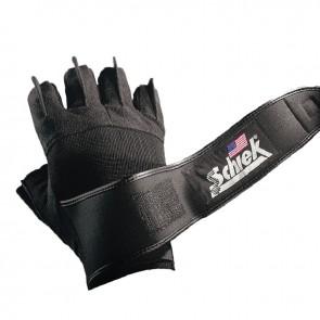 Перчатки с напульсником SCHIEK Platinum Lifting Gloves 540