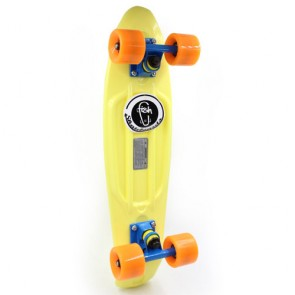 Скейт Penny Board  COLOR POINT FISH SK-403-8