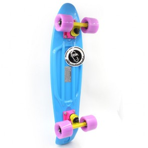 Скейт Penny Board  COLOR POINT FISH SK-403-9