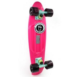 Скейт Penny Board Swirl fish SK-404-2