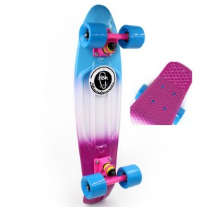 Скейт Penny Board Fish Color Point SK-407-4