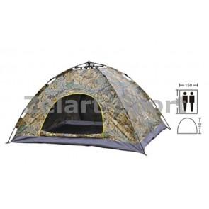 Палатка-автомат с автоматическим каркасом 2-х местная SY-A01-F