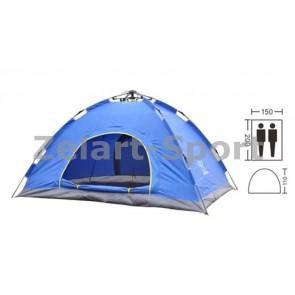 Палатка-автомат с автоматическим каркасом 2-х местная SY-A02-BL