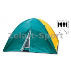 Палатка 6-и местная SY-021 с тентом