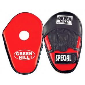 """Боксерские лапы Green Hill """"Special"""""""