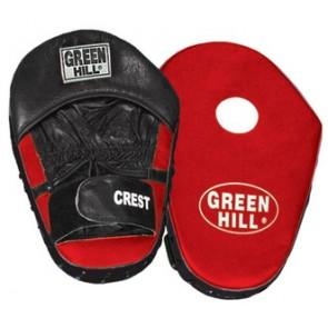 """Боксерские лапы Green Hill  """"CREST"""""""