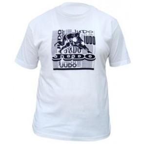 Футболка ''JUDO'' Green Hill TSJ-3602