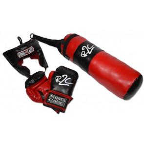 Боксерский набор для детей RING TO CAGE Kids Boxing Set