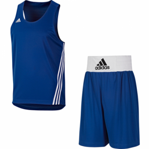 Форма для бокса Adidas Base Punch Boxing blue