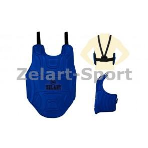 Защита груди (жилет) одностор. EVA+неопрен ZEL ZB-4220