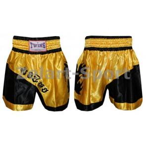 Трусы для тайского бокса ZEL ZB-6138