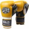 Боксерские профессиональные перчатки PRO BOXING PRO SERIES GEL VELCRO GLOVES